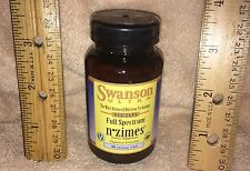 N-Zimes (Complex of 12 Digestive Enzymes), from Swanson >>> 90 VEGGIE capsules