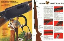 Winchester 1972 Guns and Ammunition Catalog