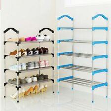 Shoe Rack 10 Layer Standing Storage Shelf Organizer Cabinet Home Furnitures