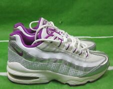 new Nike Air Max 95 LE 310830-103 White Plum Athletic size 4Y woman size 5.5