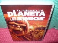 LA CONQUISTA DEL PLANETA DE LOS SIMIOS  - dvd