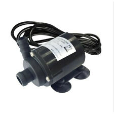 12V Mini DC Brushless High Temperature Water Pump Computer Submersible Pump