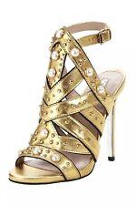 Carvela Goldie Caged Peep Toe Heel Sandals Size: UK7 Shop Price £148.