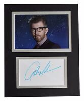 Gareth Malone Signed Autograph 10x8 photo display Choir Music AFTAL & COA