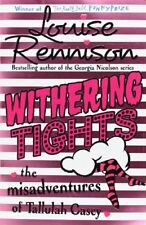 Withering Tights (The Misadventures of Tallulah Casey), Rennison, Louise, Used;