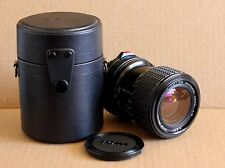 SIGMA ZOOM-MASTER 35-70mm f2.8-4 LENS FOR CANON FD MOUNT - EXCELLENT CONDITION