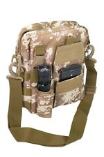 Convertible Concealed Carry Tactical Molle Assault Sling Shoulder Cross Body bag