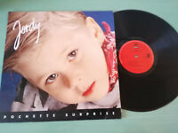 "JORDY POCHETTE SURPRISE 1992 SONY CBS SPAIN EDITION - LP VINILO 12"" VG/VG"