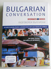 Bulgarian conversation - 3 CDs pack - Learn Bulgarian language beginner course