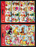 Krüger 6 Various Poetry Pictures Sheet Boxed 70er W.Germnay Wafers