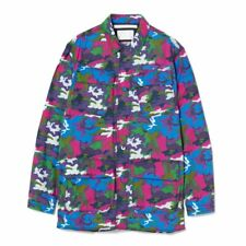 WHITE MOUNTAINEERING JAPAN SPECTRUM CAMO CAMOUFLAGE PRINTED JACKET SIZE 2 RARE