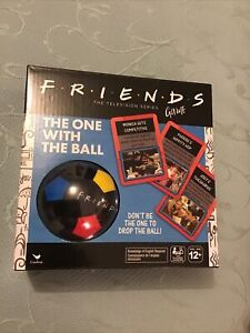 Friends The Television Series Game The One With The Ball