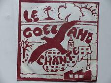 le goeland Chorale scolaire College ZOLA La Glacerie Manche Le sud NINO FERRER