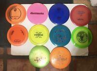 Lot Discmania Innova Legacy Disc Golf Distance Driver 175 Rare Oop Champion Star