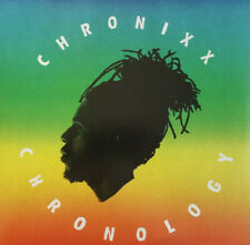 Chronixx - Chronology 2 x LP - Vinyl Album SEALED Reggae Dancehall Record HITS