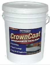 CrownCoat 5-Gallon Buff Brushable Water Sealant