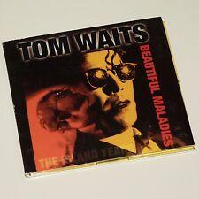 TOM WAITS - BEAUTIFUL MALADIES / THE ISLAND YEARS - digipak & booklet. 23 tracks