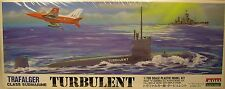 TURBULENT TRAFALGER CLASS SUBMARINE 1:700 SCALE A.R.I.I. PLASTIC MODEL KIT