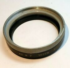 48mm screw in type to series 7 VII ring metal adapter ring filter holder TLR