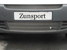 Zunsport fits Nissan Primastar 2007-2010 Front BLACK Grille Set