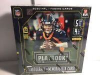 2020 Panini Playbook Football NFL Mega Box Brand New Factory Sealed