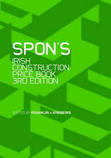 Spon`S Irish Construction Price Boo  BOOKH NEW