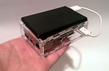 Portable Battery Pack Backup Power Bank for Raspberry Pi 2 3, 2400mAh USB 5v 1A