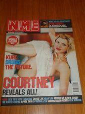 NME 2001 SEPTEMBER 15 COURTNEY LOVE RADIOHEAD WHITE STRIPES SPIRITUALIZED