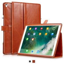 "KAVAJ iPad Pro 12,9"" (2017) Ledertasche Case Huelle London cognac-braun"