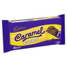 Cadbury Caramel Cake Bars 105g