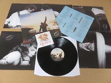 QUEEN MADE IN HEAVEN Quasi Nuovo 1995 UK 1ST premendo LP & 3 POSTER & libretto