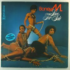 "12"" LP - Boney M. - Love For Sale - D1824 - ohne poster - cleaned"