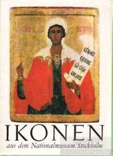 Russische Ikonen aus dem Nationalmuseum Stockholm: Onasch, Dr. Konrad, Ulf Abel