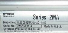 *New* Parker Series 2Ma Pneumatic Cylinder 01.50 Cbb2Ma3U14Ac 4.00