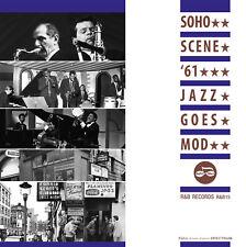 Soho Scene 61 Jazz Goes Mod LP RSD 2016