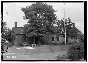 Vanderhoof House,Weasel Brook Park,Clifton,Passaic County,NJ,New Jersey,HA 2723