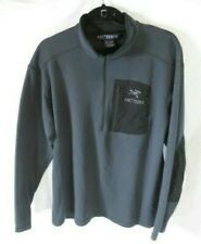 ARC'TERYX 1/2 Zip Pullover Long Sleeve Top Size L