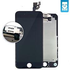 LCD Screens for Apple iPhone 6 Black + Camera + Speaker + Shield OEM Quality