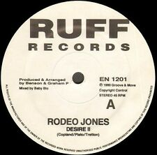 RODEO JONES - Desire II - Ruff