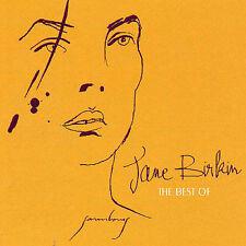 Best of Jane Birkin by Jane Birkin (Singer/Actress), Jane Birkin (CD, Mar-1997,
