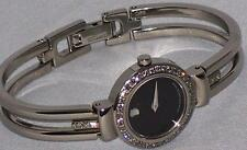 New womens Ladies Movado Harmony 0604428 0.50ct.aprx.custom set Diamond Watch.