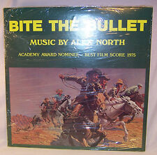 Alex North BITE THE BULLET Mint/Sealed LP Limited Edition 1/1000 Copies Scarce!