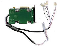 Silicom PEG4BPFi5-BL-SD Quad Port Fiber SX Gigabit Ethernet PCIe Bypass Card