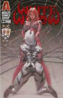 White Widow #4 Pocket Jacks Comics Cover w/Logo