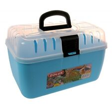 Kit Machine Case Carrying Box Metal Storage Set for Small Mammals Rodents