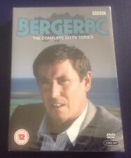 BERGERAC Complete Sixth Series 6 DVD Box Set: New & Sealed: *FREE P&P*