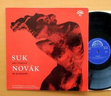 Supraphon 50476 Suk War Triptych Novak De Profundis EXCELLENT Stereo LP