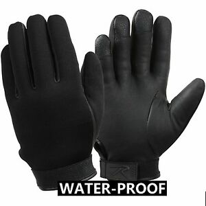 Insulated Waterproof Cold Weather Gloves Winter Tactical Combat Duty by Rothco