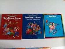 le meilleur de TOM TOM ET NANA 2 livres + Tom Tom et l'impossible Nana n° 1