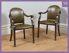 Armchairs Beech Antique Furniture